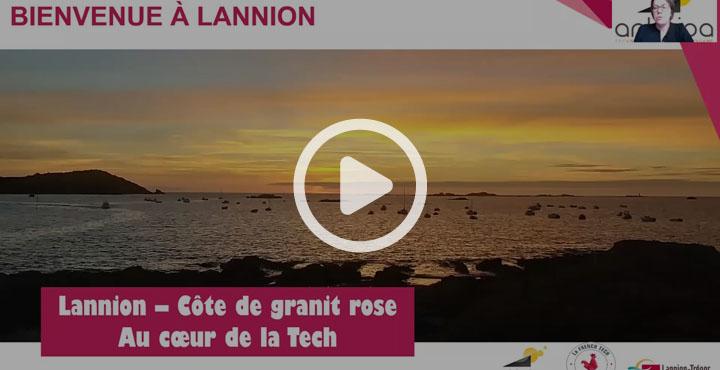 Lannion au cœur de la Tech